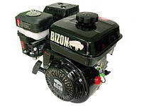 Бензиновый двигатель 170F (со шкивом в комплекте)