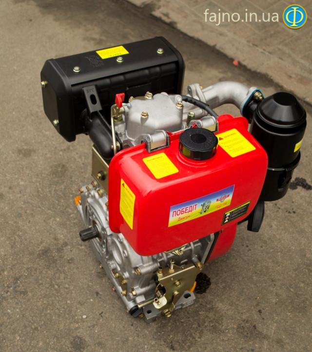 Дизельный двигатель Победит ПДД 186 фото 8