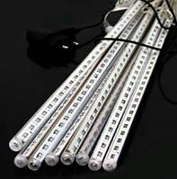Гирлянда Тающие сосульки LED, 30 см жёлтые,белые, синие