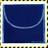 Тканинний Чохол для маски Silenta, синій.