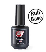 Каучуковый базовый гель My Nail для гель-лака 15 мл (R-Base-R)