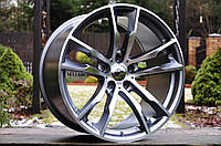 Литые диски R20 5x120 на BMW X4 F26 X5 E70 F15 X6 E71 F16 БМВ X1 X3 X5 X6 Z3 Z4 E87