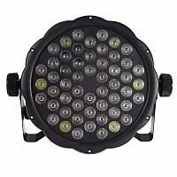 Светодиодный Пар 54Вт LED Flat Par