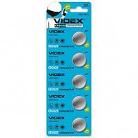 Батарейка Videx CR2025 таблетка 5003LC Alkaline уп 5 шт
