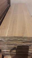 Деревянные ступени 800х300х40 из дуба цельноламельные