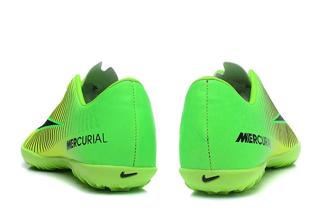 Футбольные сороконожки Nike Mercurial Victory VI TF Electric Green/Black/Volt