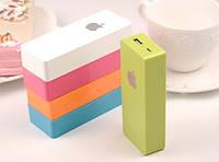 Портативное зарядное устройство Power Bank Apple 6000 mAh