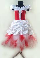 """Бальное платье на 4-6 лет """"Испанка"""""""