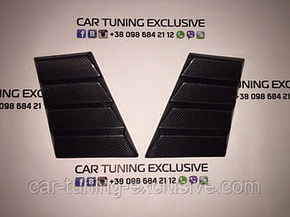 BRABUS fender add-ons carbon for Mercedes G-class