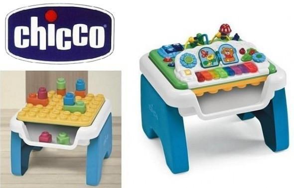 Развивающий столик Chicco Modo «Пианино» прокат в Харькове