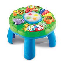 """Музичний столик """"У світі тварин"""" Leap Frog (Лип Фрог) прокат в Харкові"""