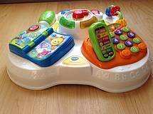 """Розвиваючий столик """"Пізнаємо світ"""" Vtech прокат в Харкові, фото 3"""