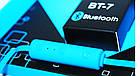 Беспроводные вакуумные Bluetooth стерео наушники BT-7 , фото 3