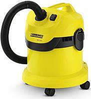 Пылесос для сухой и влажной уборки KARCHER WD 2