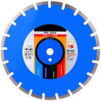 Круг алмазный 1A1RSS/C1 HIT Baumesser Beton Pro 350 мм сегментный отрезной диск по бетону