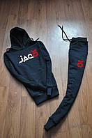 Мужской  чёрный костюм  Jaco