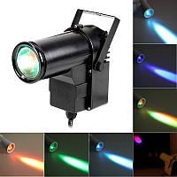 Светодиодный прожектор SPOT RGB LED DJ 9W