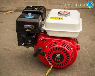 Двигатель бензиновый Победит ПДБ-170 (7 л.с.,вал 19 мм)