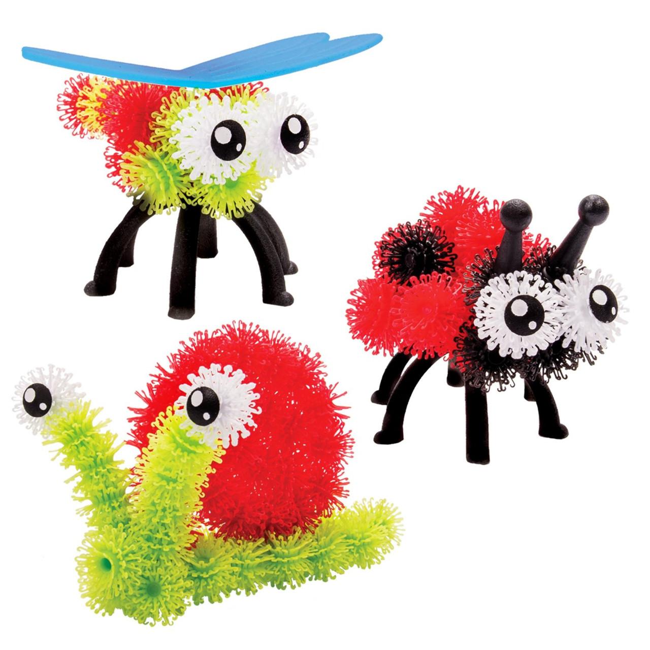 Bunchems Банчемс Насекомые 60 деталей Bug Creation Pack