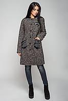 Пальто женское Нью-Йорк утепленное
