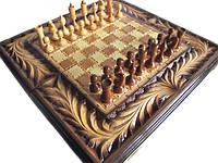 Шахматы резные-ручной работы, фото 1