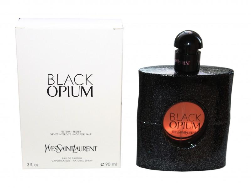 c12337491e23 Тестер. Женская парфюмированная вода Yves Saint Laurent Black Opium (Ив Сен  Лоран Блек Опиум