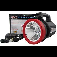 Светодиодный фонарь YJ-2886 с USB и функцией power bank