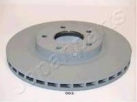 Диск тормозной передний FERODO DDF1624; 4615A117, 4615A075, MN116331; CHRYSLER 05105514AA на Mitsubishi ASX