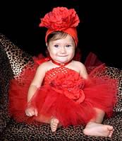 Одеваем празднично своих принцесс к Новому Году