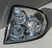 Hyundai Getz оптика задняя LED хром