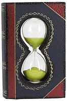 """Песочные часы """"книга"""",13 см (90секунд), фото 1"""