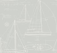 Обои KT-Exclusive Wallquest Yacht Club YC 61307