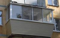 Балконы под ключ фото с выносом