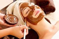 Альгинатная маска для лица антистресс Шоколадная