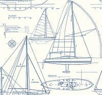 Обои KT-Exclusive Wallquest Yacht Club YC 61322