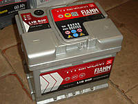 Аккумулятор 6ст- 50А FIAMM Titanium PRO