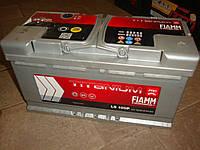Аккумулятор 6ст-100А FIAMM Titanium PRO