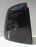 Opel Astra G оптика задняя черная