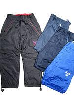 Балоневые брюки на флисе для мальчиков, размеры ,104, арт. HZ-3461