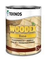 Грунтовка для  дерева антисептическая TEKNOS WOODEX BASE для древесины, 1л