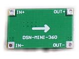 Преобразователь понижающий MP2307DN Mini360 (XD-45 mini-360 мини 360 ) 2A ( модуль питания  DC-DC Step Down ), фото 3