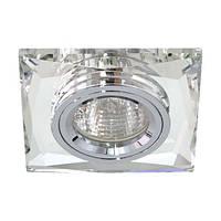 Светильник точечный Feron 8150-2 MR16 серебро серебро