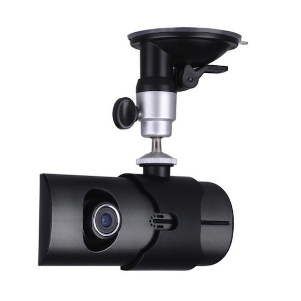 Автомобильный видеорегистратор DVR X3000 HD на 2 камеры + GPS, видеорегистратор X3000