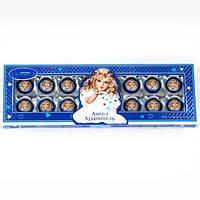 Шоколадные конфеты в коробке Ангел Хранитель с окошком  190 грамм