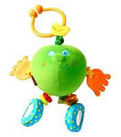 Погремушка для коляски и автокресла Волшебное зеленое яблоко Tiny Love 1107000458