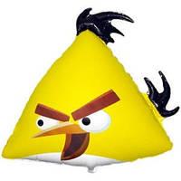 Гелиевый FM Angry Birds Желтая птица 56см Х 62см