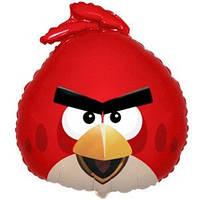 Гелиевый FM Angry Birds Красная птица 53см Х 61см