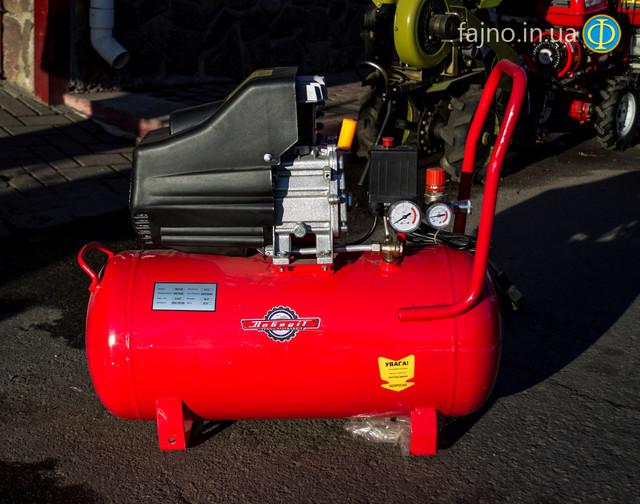Воздушный компрессор Победит РАС 50 фото 1