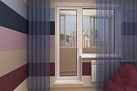 Заказать балконный блок пвх в Херсоне