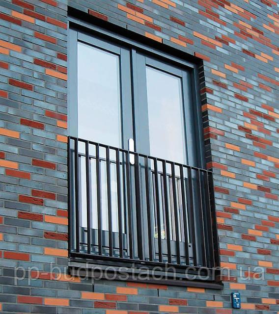 Особливості французького скління балконів